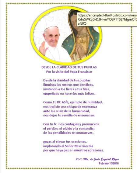 poema papa